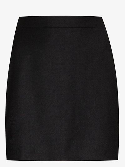 Lapaz high waist mini skirt