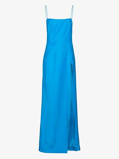 Toyama Silk Maxi Dress