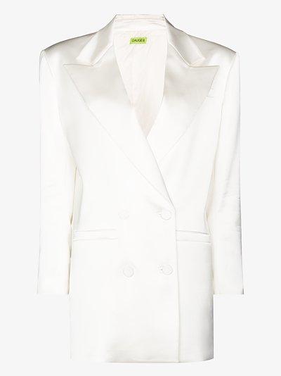 Tunja double-breasted blazer dress