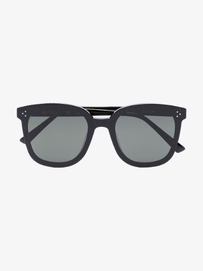 Black Jack Bye 01 Oversized Square Sunglasses