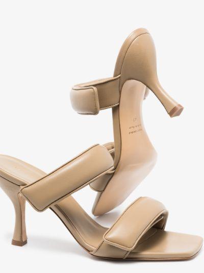 X Pernille Teisbaek beige Perni 03 80 Leather Sandals