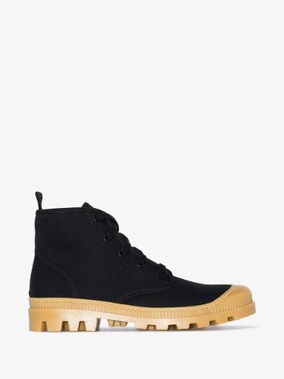 X Pernille Teisbaek black Perni 09 hiking boots