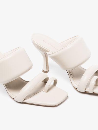 X Pernille Teisbaek neutral Perni 03 80 Leather Sandals