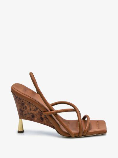 X Rosie Huntington-Whiteley brown 2 100 sandals