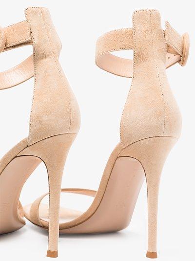 beige Portofino 105 sandals