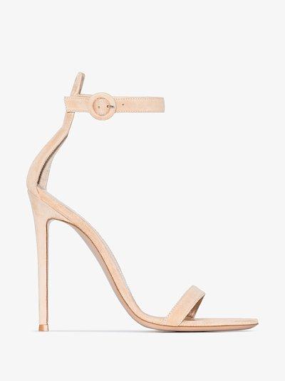 Neutral Portofino 115 Leather Sandals