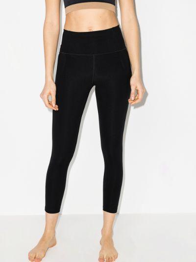 compressive high-rise 7/8 leggings
