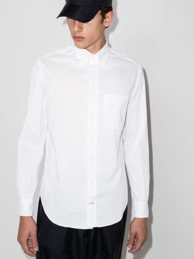Zephyr cotton Oxford shirt