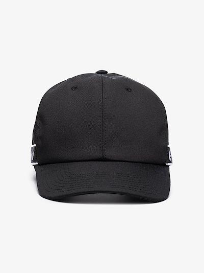 black 4G webbing baseball cap