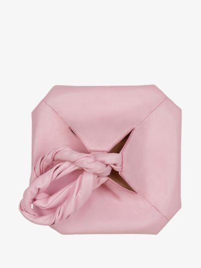 Pink Balle Leather Mini Bag