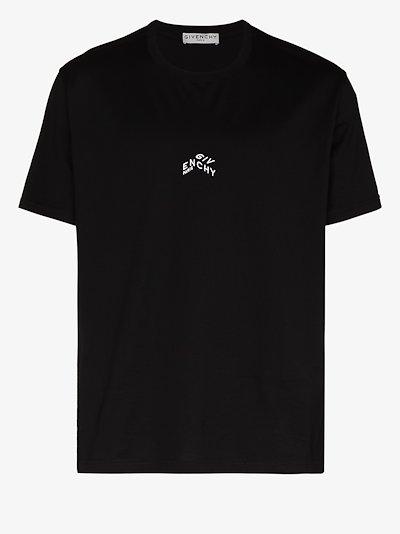 refracted logo T-shirt