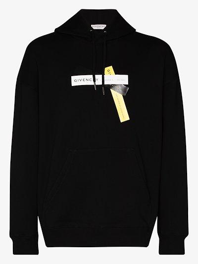 X Browns 50 Address logo hoodie
