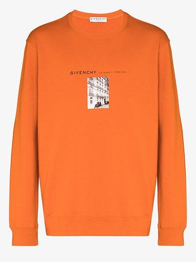 X Browns 50 Address logo sweatshirt