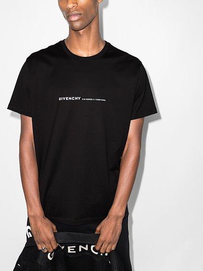 X Browns 50 Address logo T-shirt