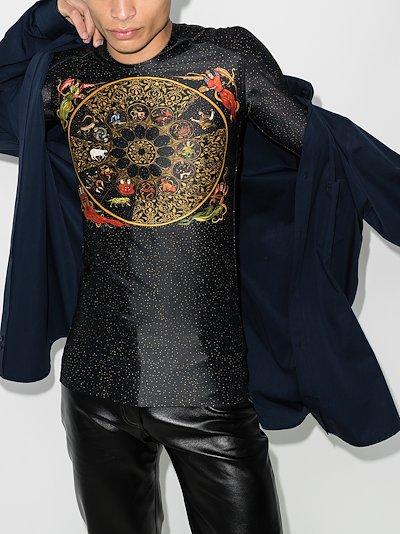 luna rashguard t-shirt