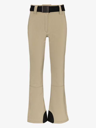 Pippa flared ski trousers