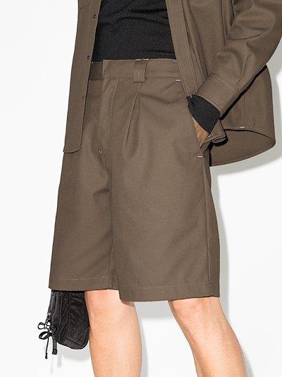 Klopman Tailored Shorts
