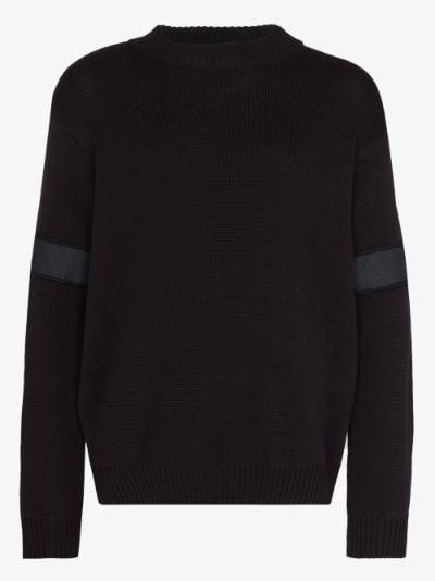 Lava crew neck cotton sweater