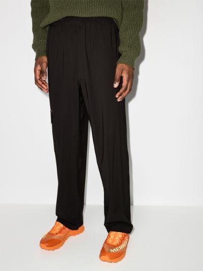 Ultrasound straight leg trousers