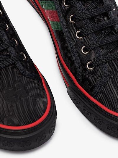 black Off The Grid Tennis 1977 sneakers