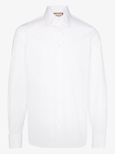 Classic buttoned shirt