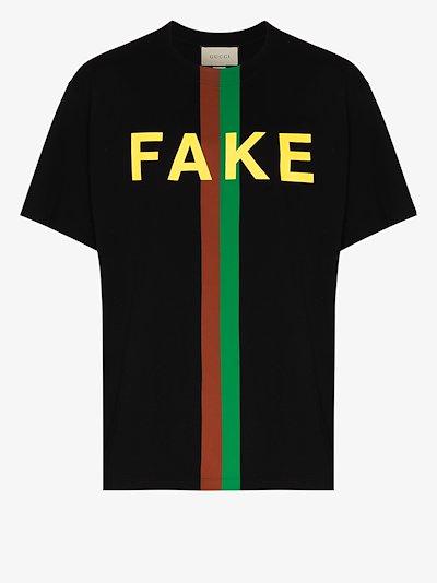 Fake/Not printed T-shirt