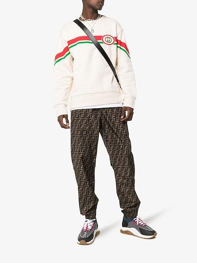 GG band sweatshirt