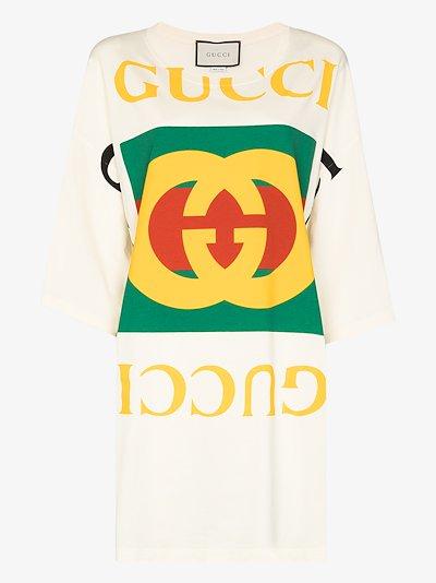 GG oversized cotton T-shirt