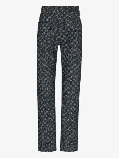 GG Supreme straight leg jeans