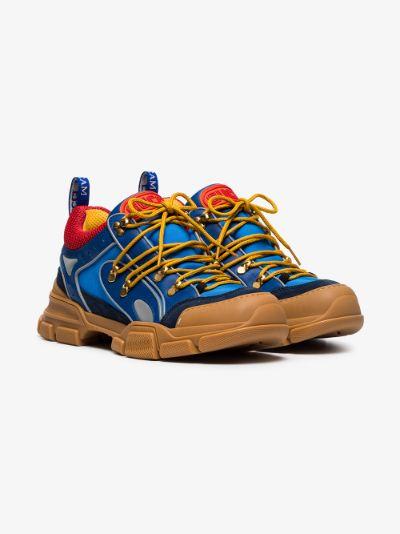 multicoloured Flashtrek sneakers