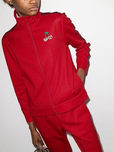 retro track jacket