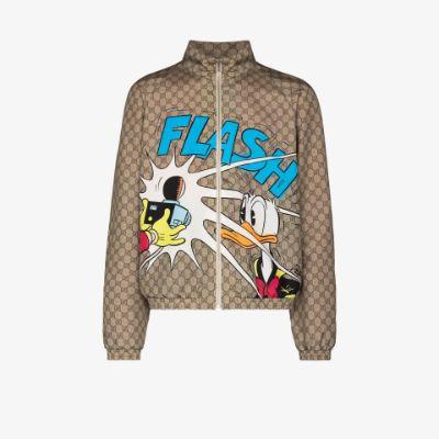 x Disney GG Supreme jacket