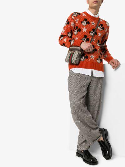 X Disney Mickey Mouse sweater