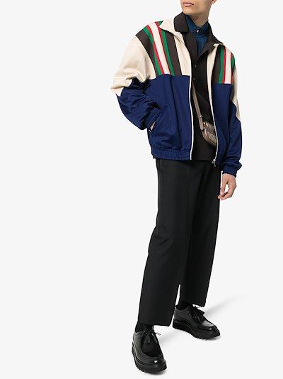 zip track jacket