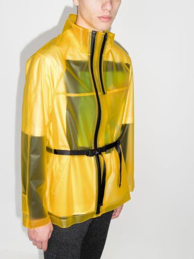 Tech web strap jacket