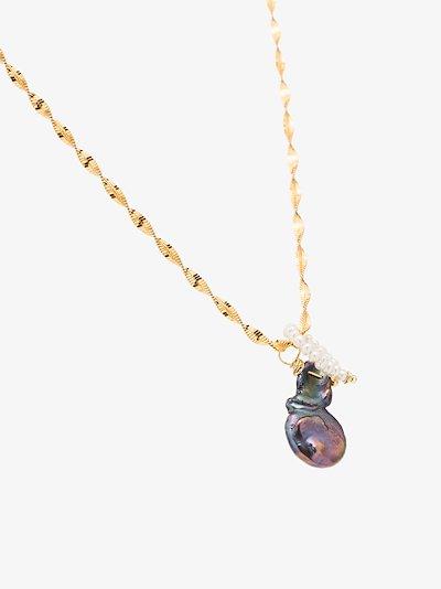 Galini pendant necklace