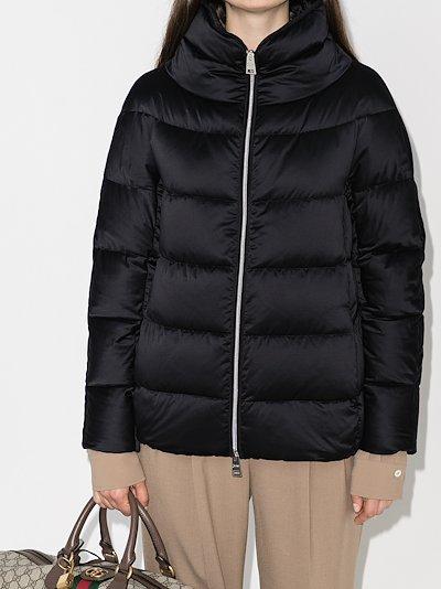 Bon Bon quilted puffer jacket
