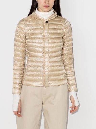 Ultralight puffer jacket