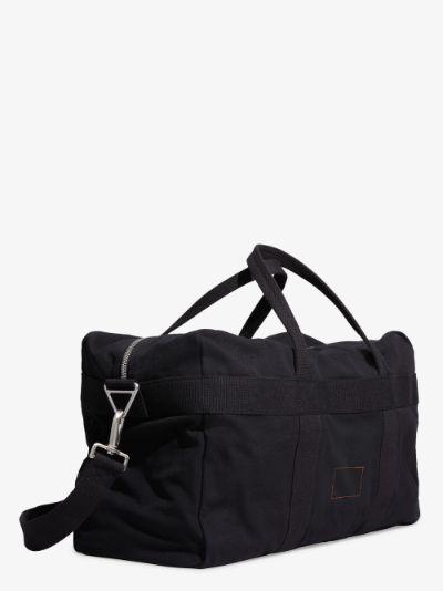 black large holdall bag