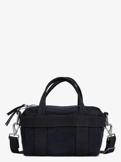 Black small holdall bag