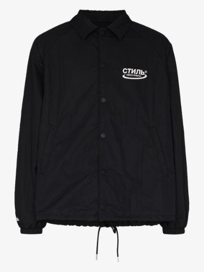 СТИЛЬ coach jacket