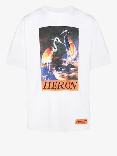 times print T-shirt