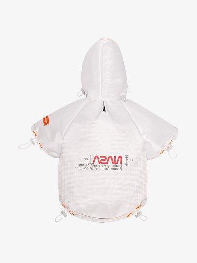 X V.I.P X NASA logo dog jacket
