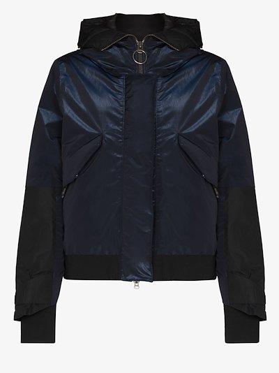 Alpine Cropped padded jacket