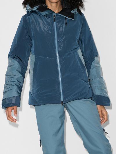 Ashley hooded ski jacket