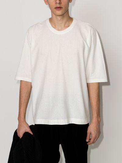 Release cotton T-shirt