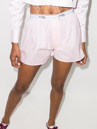X Browns 50 logo waistband boxer shorts