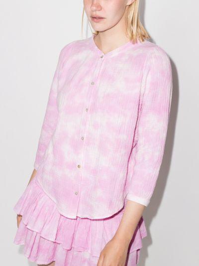 Chloe tie-dye shirt