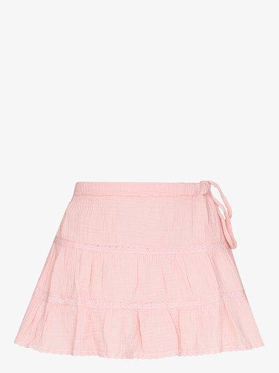 Jane tiered skirt