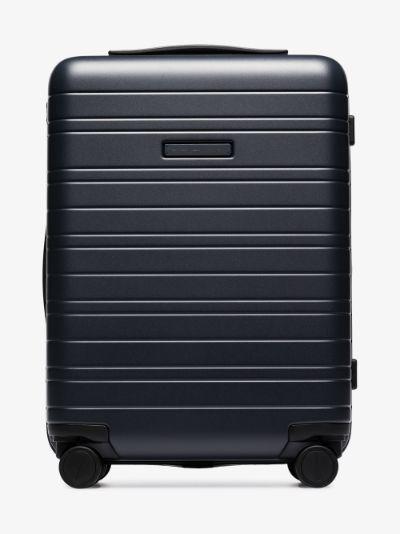blue H5 cabin suitcase